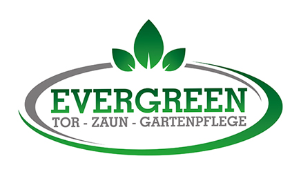 EVERGREEN Tor + Zaun